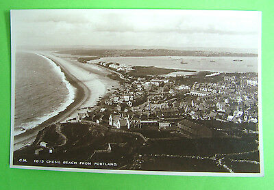 Chesil Beach from Portland - age ?
