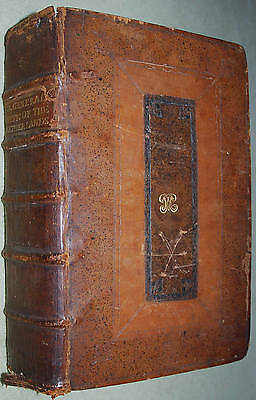 1627 General History of the Netherlands Full-leather Plates Grimstone Crosse