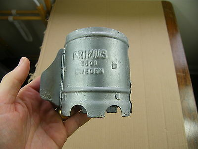 """Vintage """"PRIMUS No 1601 Wind Shield"""" wind shield for large PRIMUS stoves.."""