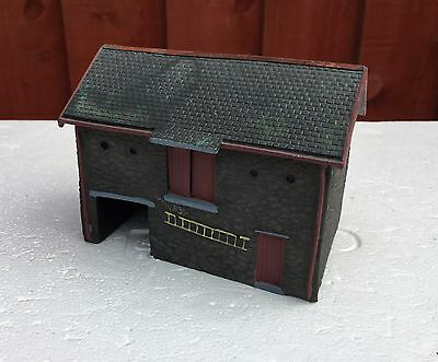 Scenix Em6002 Oo Gauge Sidings Warehouse Barn Building Unboxed