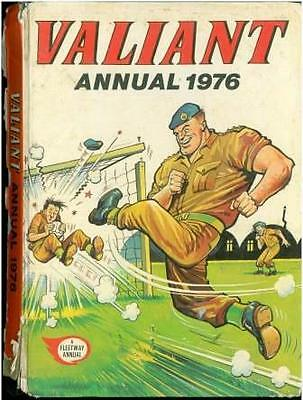 """Valiant"" Annual, , Acceptable Book"