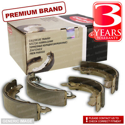 Iveco Daily II 2.8 TDi 35 C11 C13 Box 29 L 9 V 83 Rear Brake Shoes 172mm Bre Sys