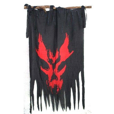 """MORIA ORCS Lord of the Rings Banner-Large 35""""x63""""- Imported- FREE S&H (FW-3007)"""