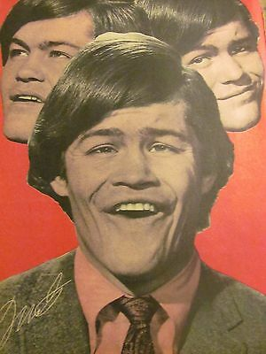 Micky Dolenz, The Monkees, Full Page Vintage Pinup