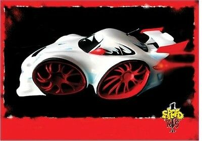 Speed Freaks R-S-Argghhh! (White) Poster RRP £4.95 New