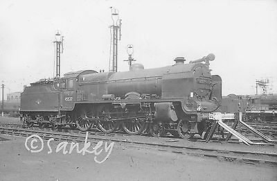 LMS 35mm B/W mounted slide: 45537 Private E Sykes VC