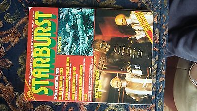 Starburst #29 1980 -  The Avengers Brian Clemens Interview