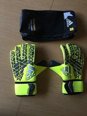 Adidas Ace League Goalkeeper Gloves Size 7