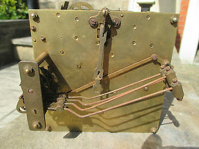 Enfield Westminster chime Movement. for parts,
