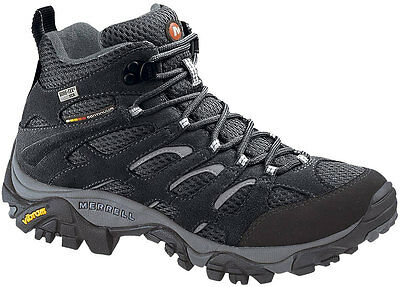 Merrell Moab Mid Gore-Tex Womens Hiking Boots
