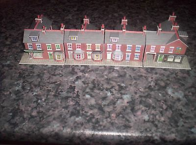 metcalfe n gauge ready built street RED built