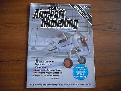 Scale Aircraft Modelling - May 1981 - Gloster Gladiator