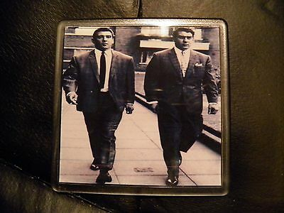 Kray Twins  #4   Drink Coasters  Have A Drink On The Twins !