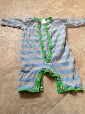 Baby Boy Sleep suit, Boots, Newborn Up to 9.9lbs