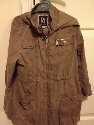 River Island Coat Size 9 Years