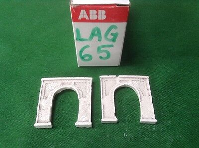 2x single tunnel  - Z scale gauge- painted and weathered-   £1 Start