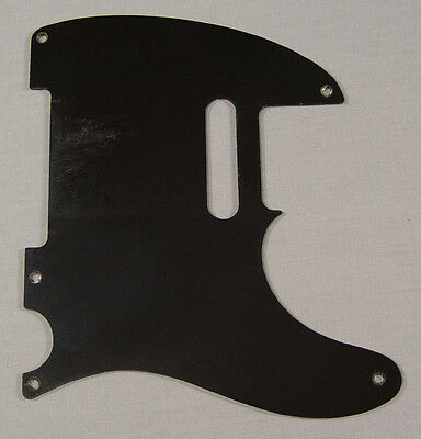 Vintage 80's Telecaster Pickguard 5 Hole Single Ply 1952 Reissue 52 RI Fender?