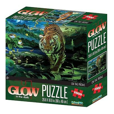 Glow In The Dark Puzzle 1000 Pieces On Prowl