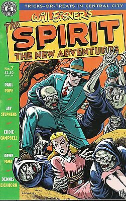 The Spirit The New Adventures No.7 / 1998 Paul Pope Eddie Campbell Jay Stephens