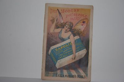 Modern Household Fairy Trade Booklet Enoch Morgan's Sons Sapolio