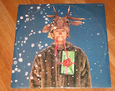 """Wham - Last Christmas (Pudding Mix) 12"""" Vinyl Single In Sleeve - First Pressing"""