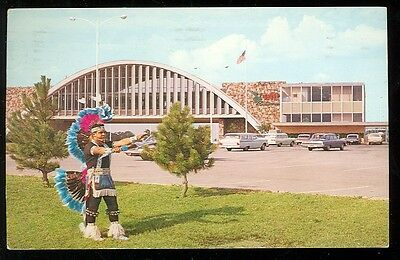 The Glass House, Will Rogers Turnpike (indians1130