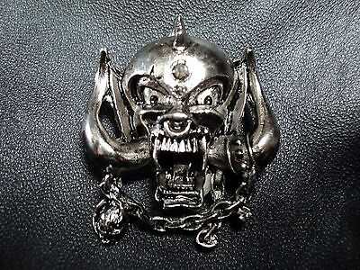 Motorhead    Pin  Badge
