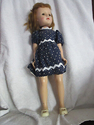 """17"""" delicate faced Sweet Sue American Character doll sleep eyes"""
