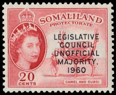 SOMALILAND 142 (SG151) - Legislative Council Unofficial Majority (pa82470)