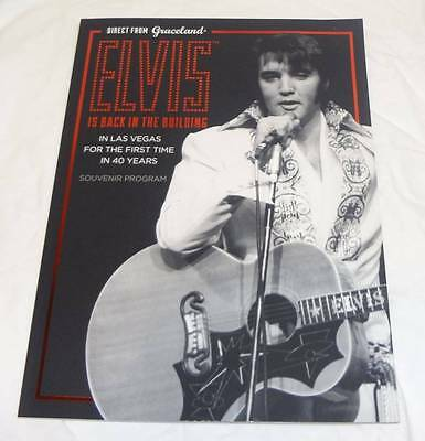 Elvis Is Back In The Building Direct From Graceland 40 Years Later Book