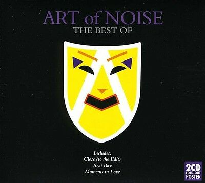 The Art of Noise - Best of [New CD] UK - Import