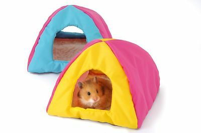 NEW job lot 7 nylon Small Animal igloo Beds Tent Hamster Gerbil Small rodents