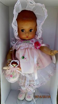 Effanbee Patsy Doll Club 12 Inch 1931 Repro Composition Doll Mint In Box Darling
