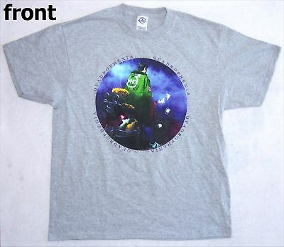The Who Quadrophenia Cvr Mod Grey T-Shirt Large New Official