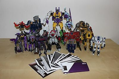 Transformers War for Cybertron Fall of Cybertron Lot