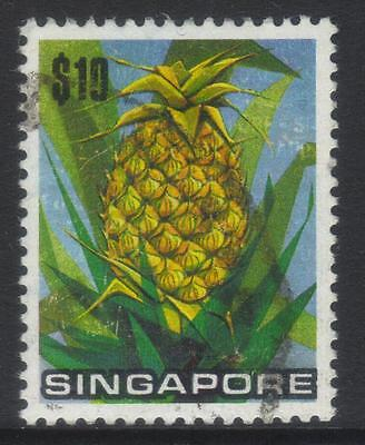 Singapore 1973 Fruits Sg224 Used Cat £10