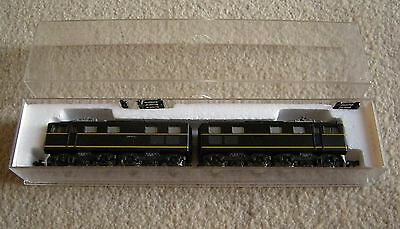 Kato N Gauge 305 M Eh10 Locomotive With Numbers, Plastic Case Scratched
