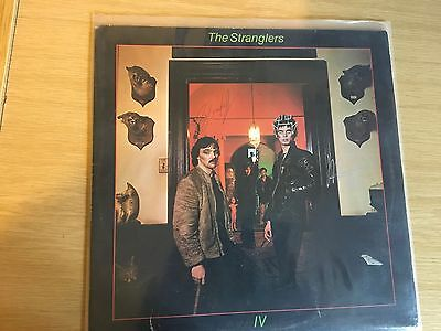 The Stranglers Personally Signed IV Rattus Norvegicus Album