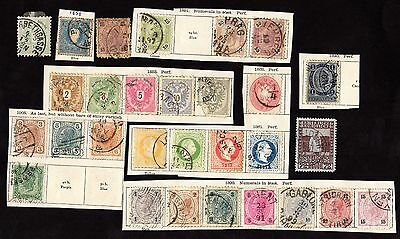 Stamps ~ HUNGARY Hungarian EARLY CLASSICS ~ UNSORTED #1