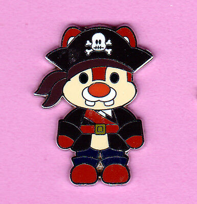 POTC pin DISNEY CUTIE DALE DRESSED AS A PIRATE