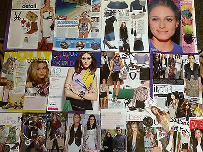 OLIVIA PALERMO ✽ Magazine Clippings THE CITY SMURFS Reality Television Series