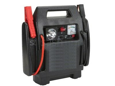 4in1 12V CAR ENGINE STARTER JUMP START BATTERY BOOSTER AIR COMPRESSOR CHARGE NEW