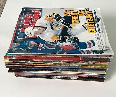 Sports Illustrated Magazine 1989 Lot of 26 Issues