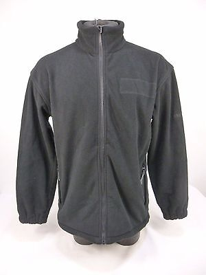 Ex Police Black Karrimor SF Hurricane 2 Warm Security Thick Fleece Jacket ED8