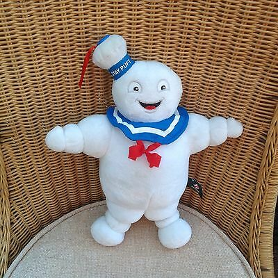 "Ghostbusters Vintage Stay Puft Marshmallow Man 14"" Soft Toy"