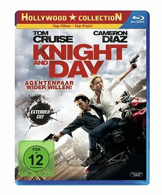 Knight and Day - Extended Cut [Blu-ray] von Mangold, James | DVD | neu