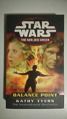 Star Wars: The New Jedi Order - Balance Point by Kathy Tyers - Unread paperback