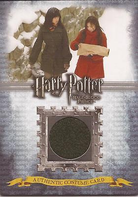 Harry Potter Half Blood Prince Update - C11 Costume Card #818/880