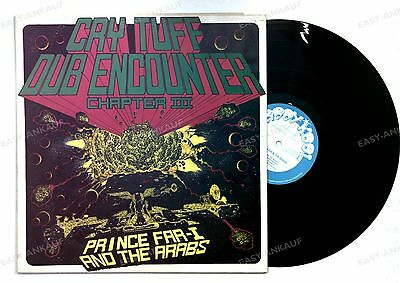 Prince Far I - Cry Tuff Dub Encounter Chapter III UK LP 1980 Reggae Dub //2