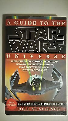 A Guide to the Star Wars Universe (Second Edition) Bill Slavicsek Illustrated